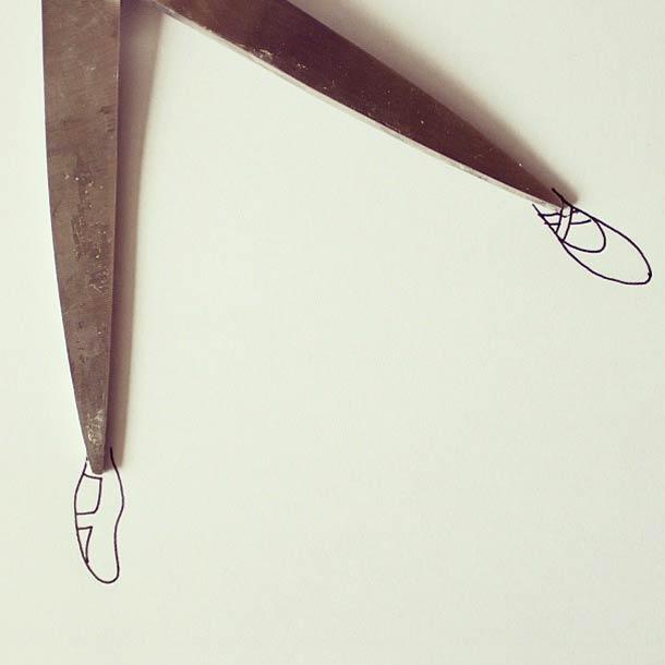 Javier Pérez everyday object come to life 8