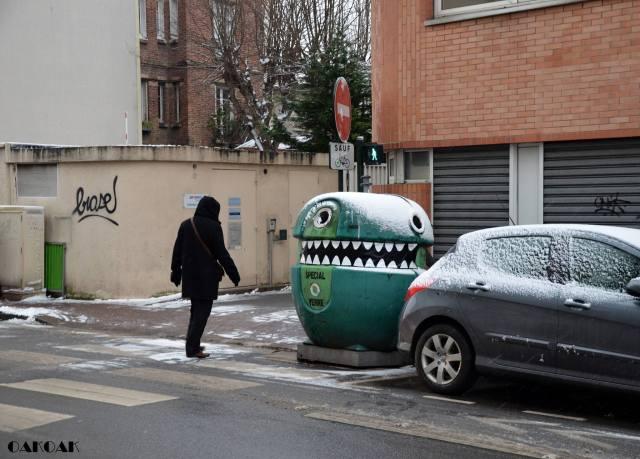 street art illusions OAKOAK 12