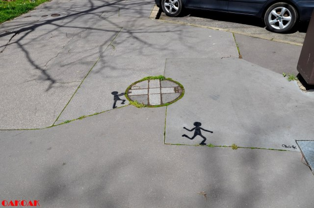 street art illusions OAKOAK 14