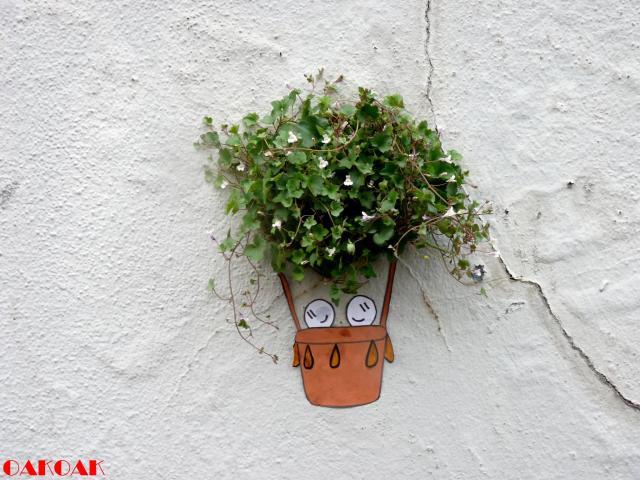 street art illusions OAKOAK 17