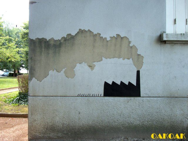 street art illusions OAKOAK 20