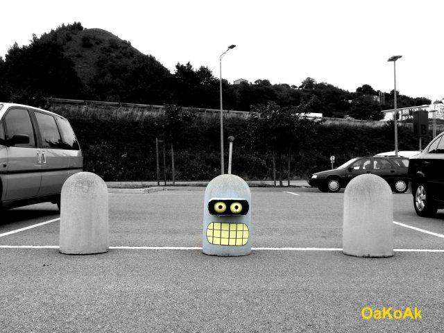 street art illusions OAKOAK 21