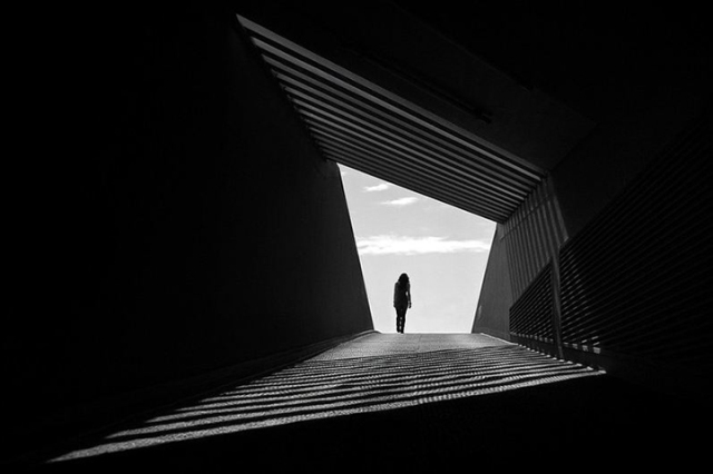 Taking Some Alone Time in the Stunning Symmetrical City Kai Ziehl 12