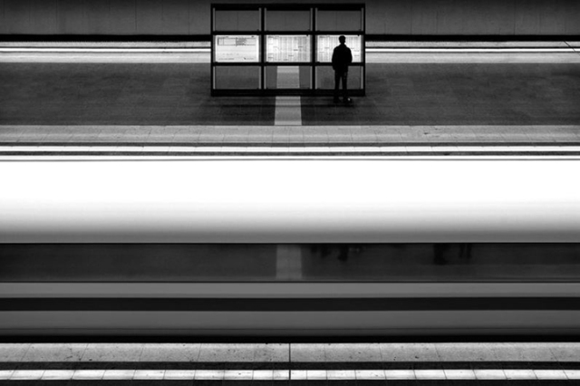 Taking Some Alone Time in the Stunning Symmetrical City Kai Ziehl 6