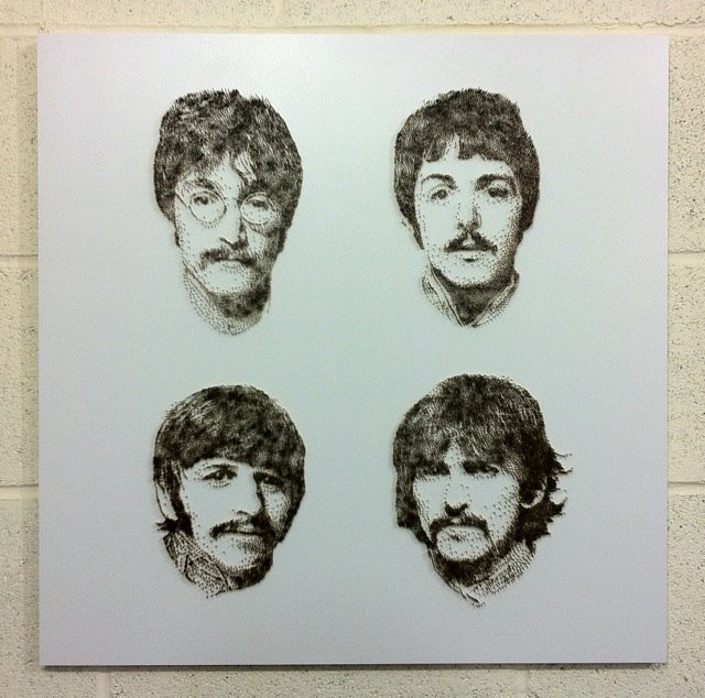 David Foster Nail Art 12