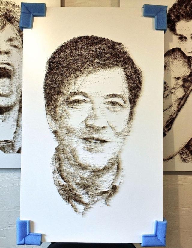 David Foster Nail Art 5