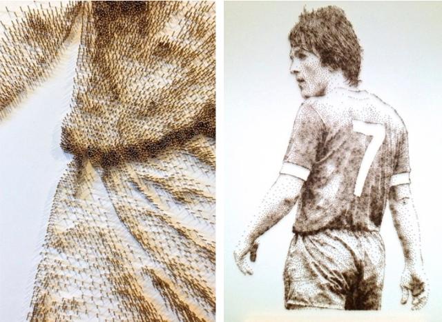 David Foster Nail Art 8