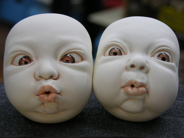 INCREDIBLE CERAMIC SCULPTURES JOHNSON TSANG