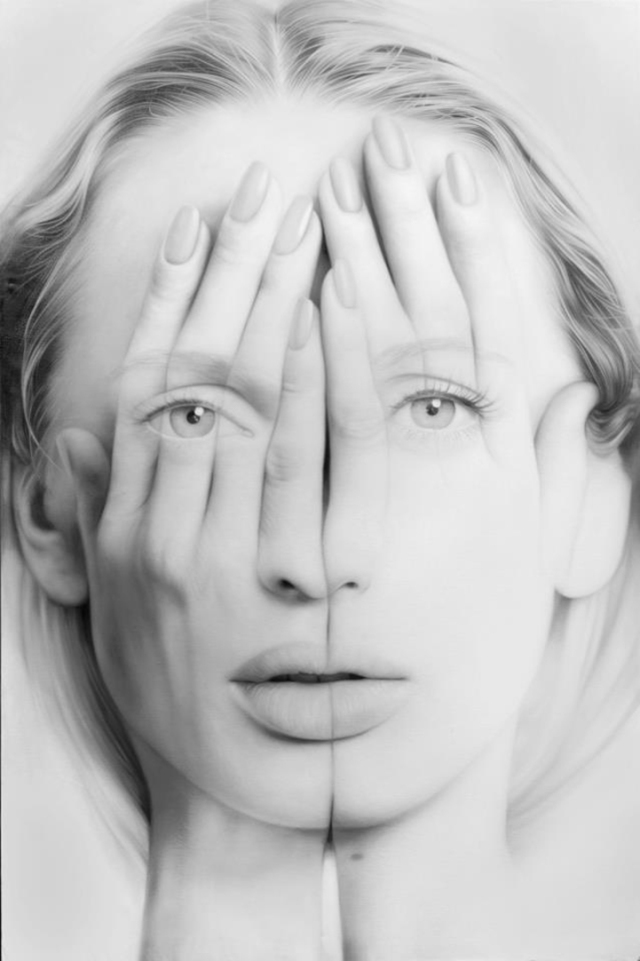 Millenium Optical illlusion paintings Tigran Tsitoghdzyan 2