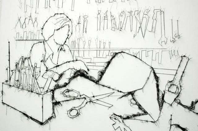 Pin and Thread Illustrations Debbie Smyth 8