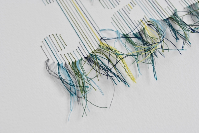 Stitched Typography Peter Crawley 13