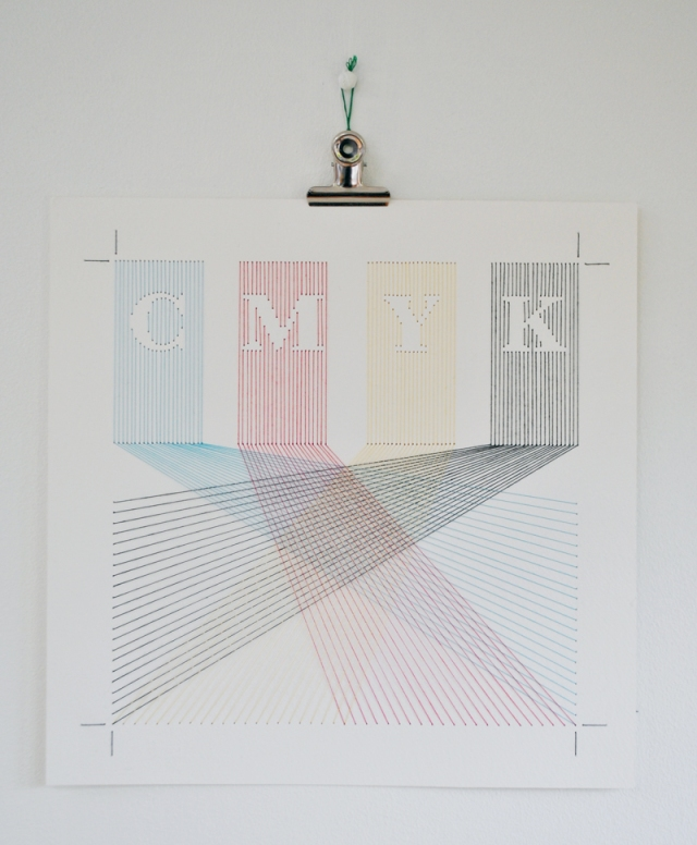 Stitched Typography Peter Crawley 18