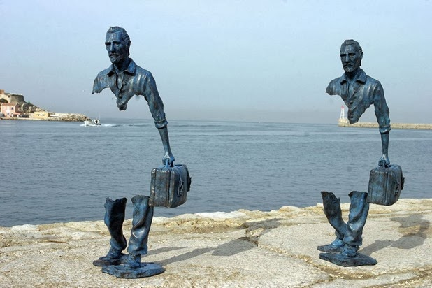 the art of erasing pieces of men bruno catalano