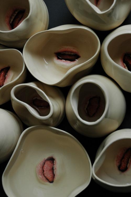 clay sculptures ronit baranga 8