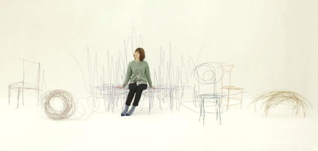 Fukawa Daigo sketch furniture