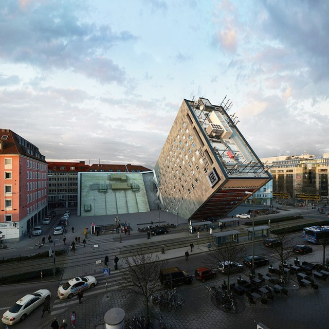 Impossible arxhitectures Victor Enrich 10