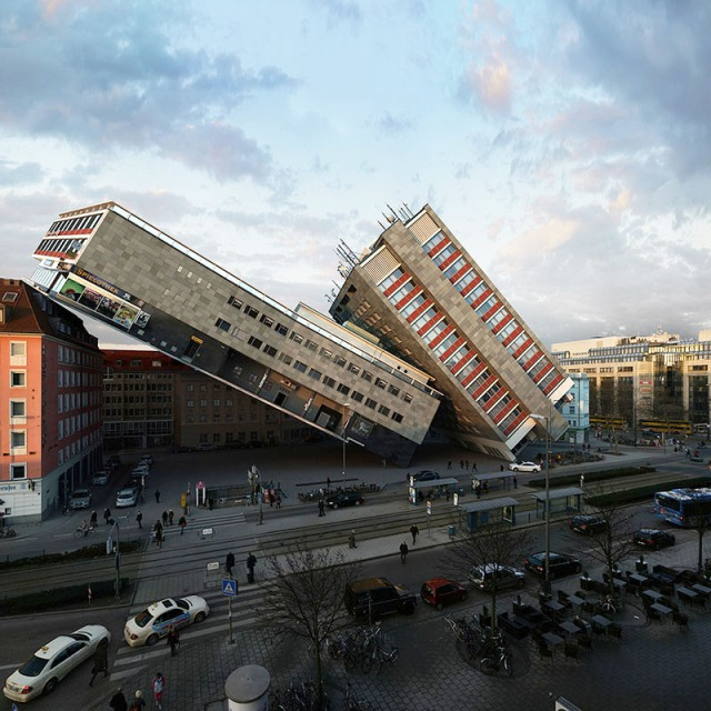 Impossible arxhitectures Victor Enrich 12