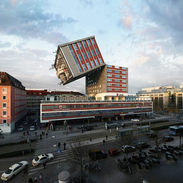 Impossible arxhitectures Victor Enrich 14