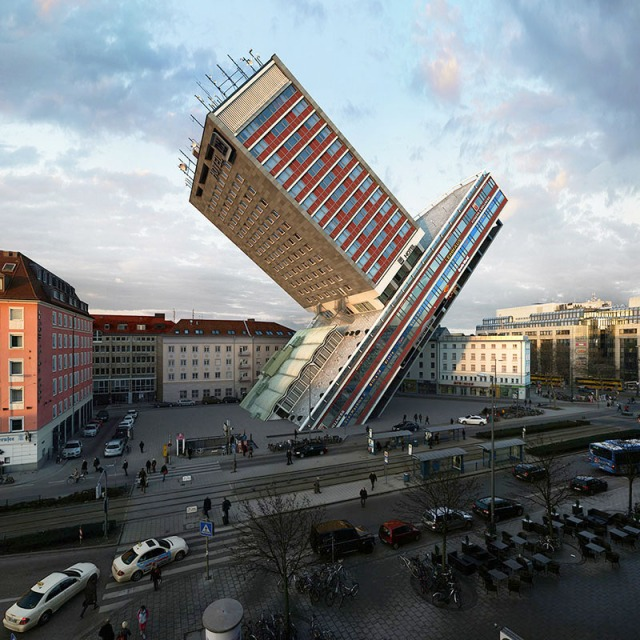 Impossible arxhitectures Victor Enrich 15