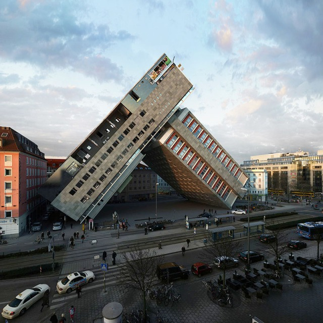 Impossible arxhitectures Victor Enrich 2