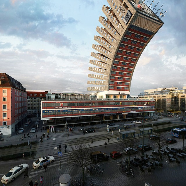 Impossible arxhitectures Victor Enrich 3