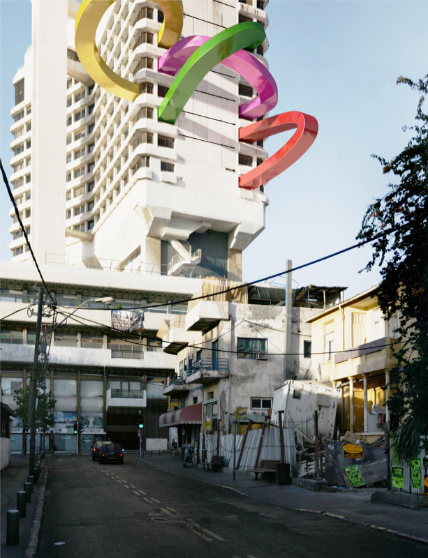 Impossible arxhitectures Victor Enrich 31