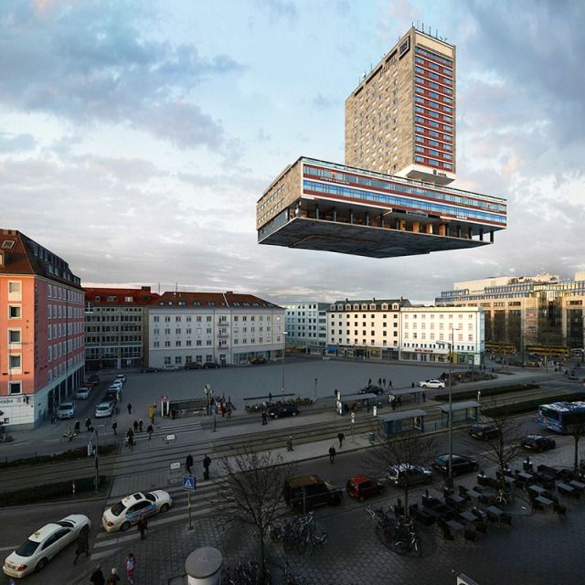 Impossible arxhitectures Victor Enrich 5