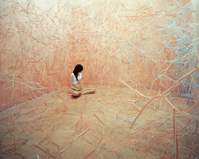 Jee Young Lee Incredible (Non-Photoshopped) Installations 13