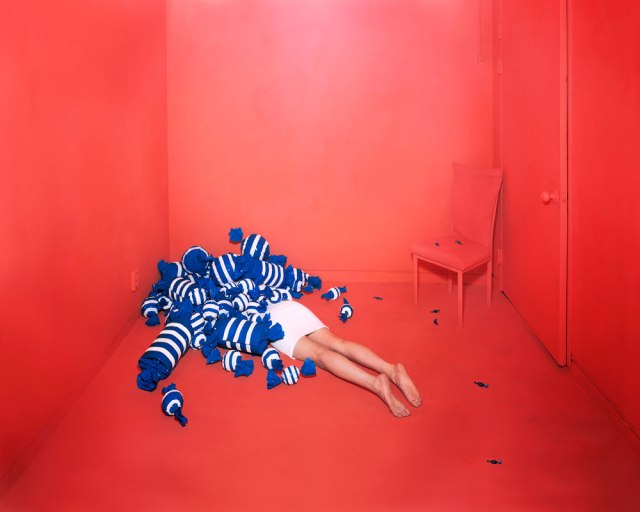 Jee Young Lee Incredible (Non-Photoshopped) Installations 18