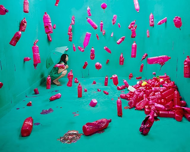 Jee Young Lee Incredible (Non-Photoshopped) Installations 4