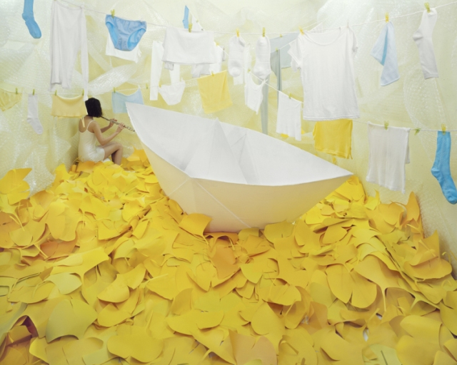 Jee Young Lee Incredible (Non-Photoshopped) Installations 6