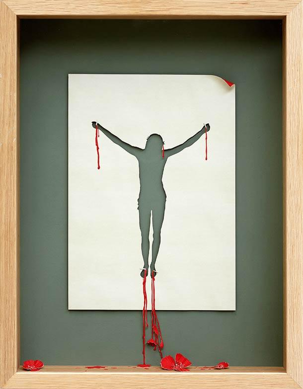 Peter Callesen A4 papercuts 11