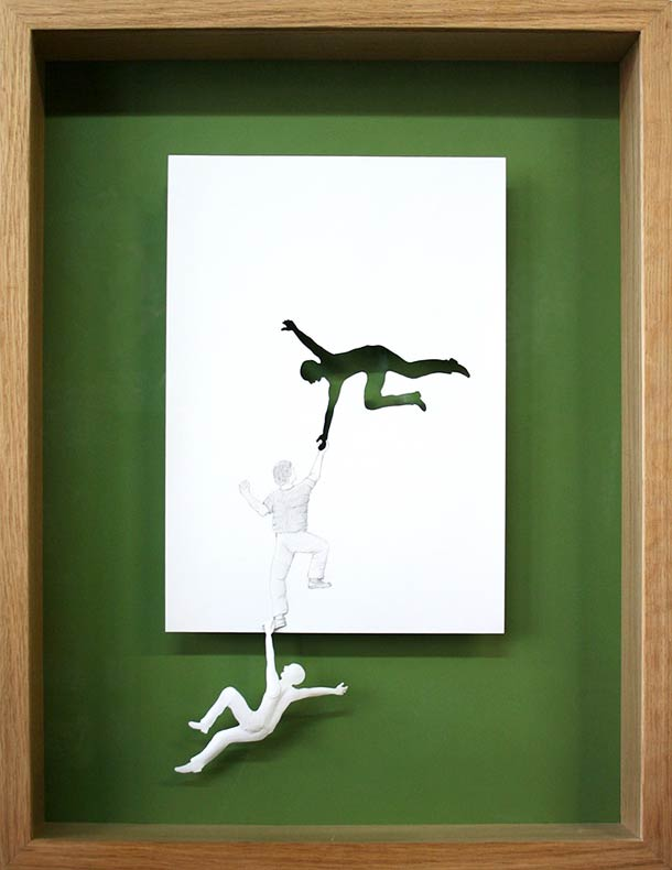 Peter Callesen A4 papercuts 13