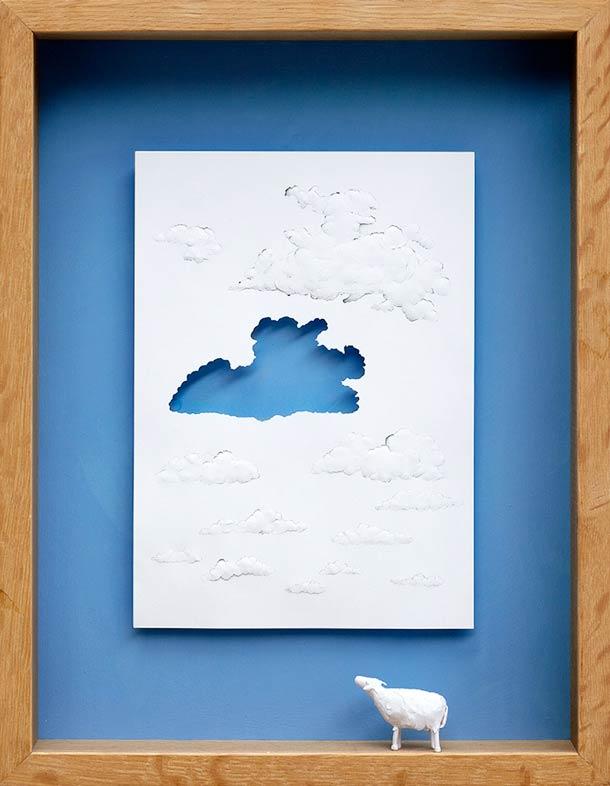 Peter Callesen A4 papercuts 19