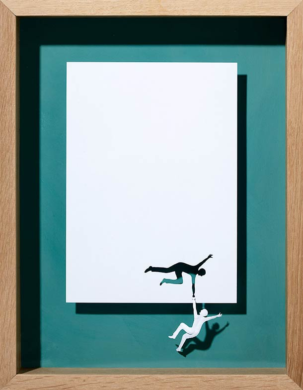 Peter Callesen A4 papercuts