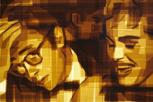 Tape Art  Mark Khaisman 2