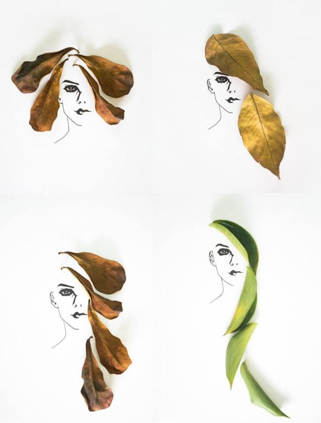 Hairstyle in Leaves Tang Chiew Ling  5