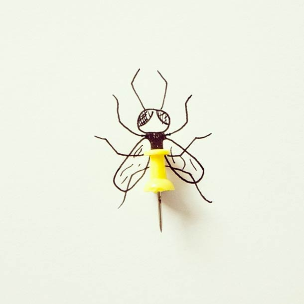Javier Perez Everyday Objects Come to Life 14