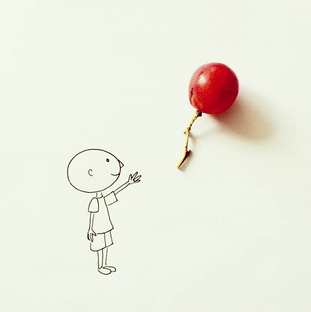 Javier Perez Everyday Objects Come to Life 18