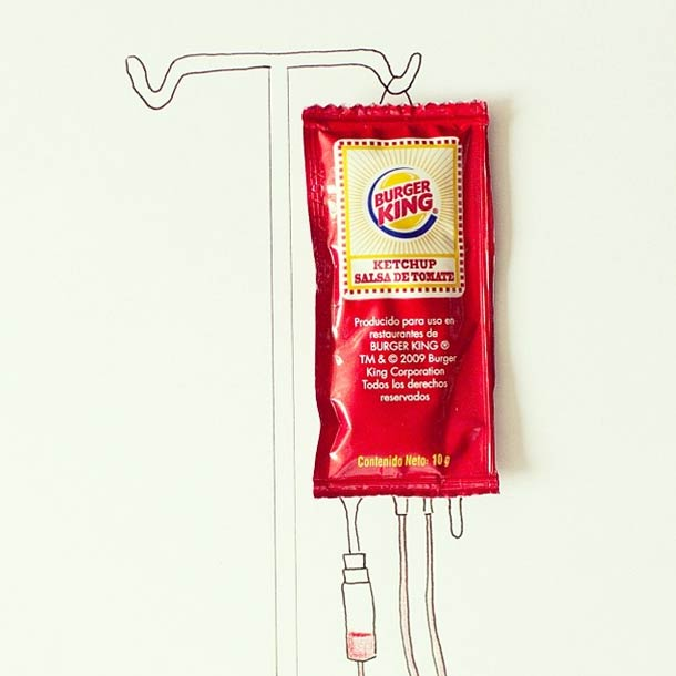 Javier Perez Everyday Objects Come to Life 2