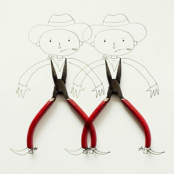 Javier Perez Everyday Objects Come to Life 4
