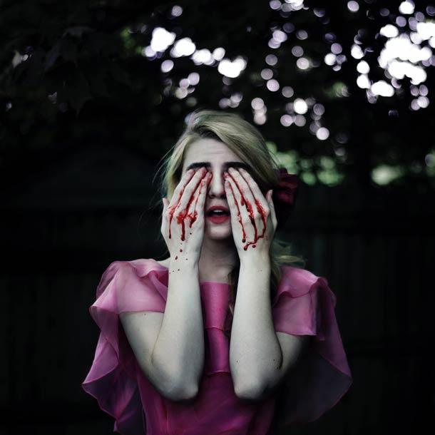 self-portrait Rachel Baran 12
