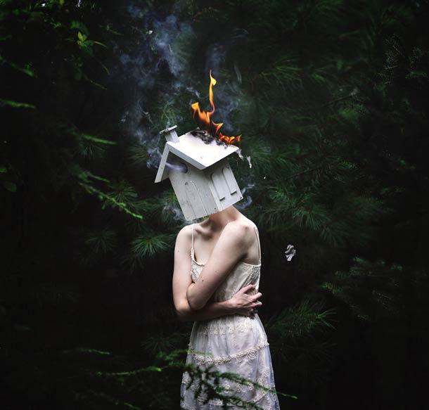 self-portrait Rachel Baran 15