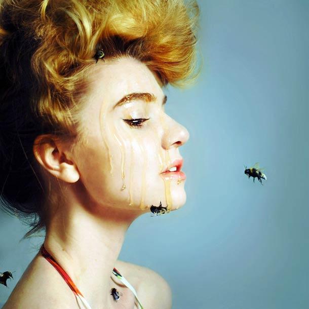 self-portrait Rachel Baran 2