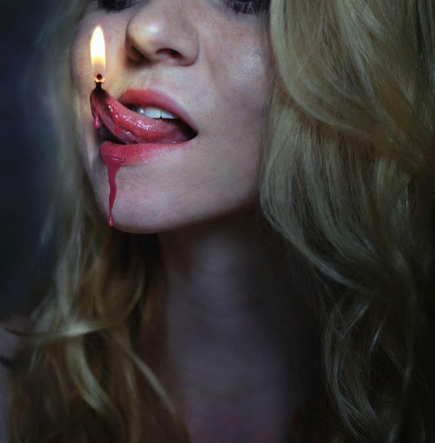 self-portrait Rachel Baran 3