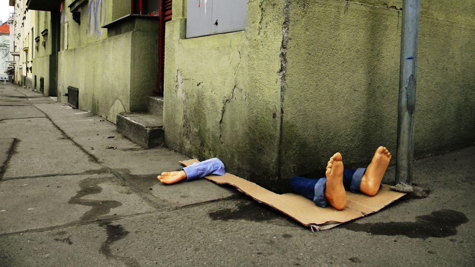 Street Art Fra.Biancoshock