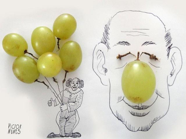 The Imaginative Faces  Victor Nunes