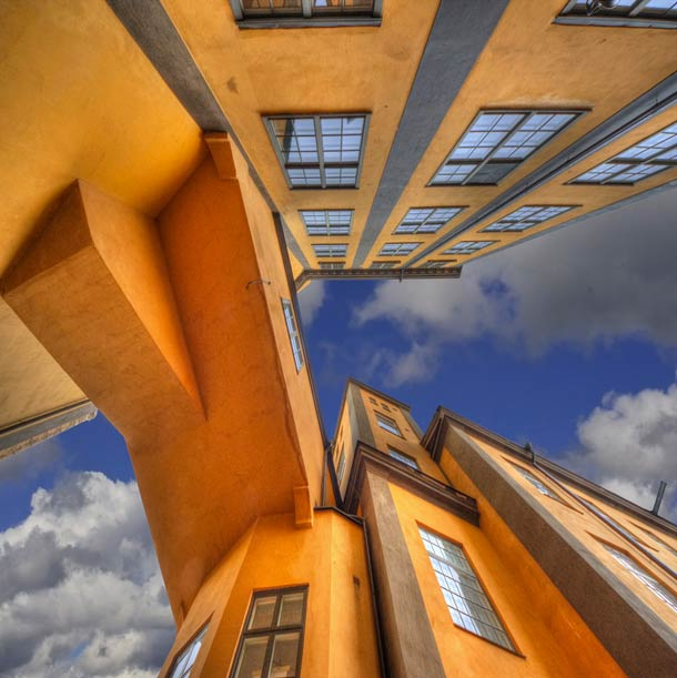 Architectures from below Stefano Scarselli 10