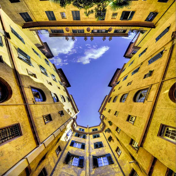 Architectures from below Stefano Scarselli 12
