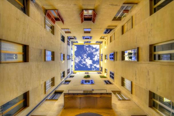 Architectures from below Stefano Scarselli 7